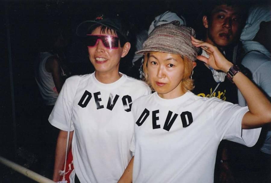 DEVOtees in Japan 2003 by Scott Stanton
