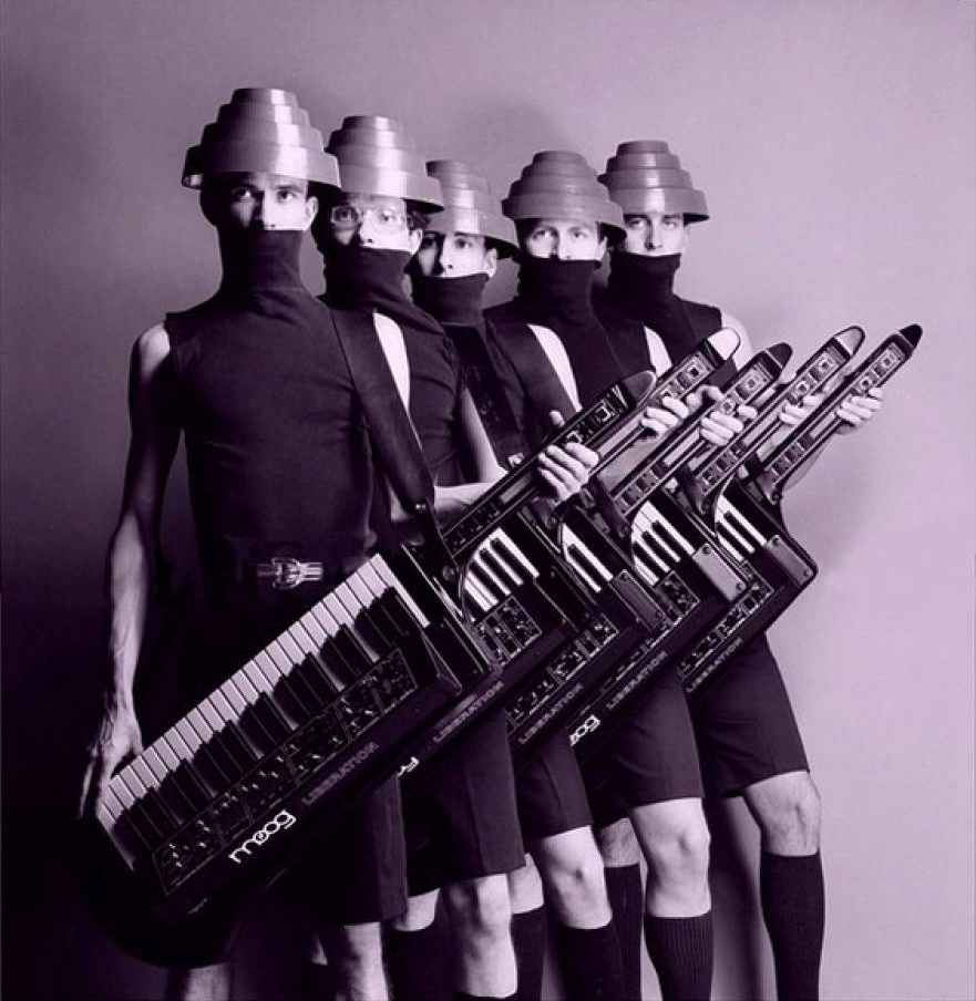 DEVO – Liberation Moog