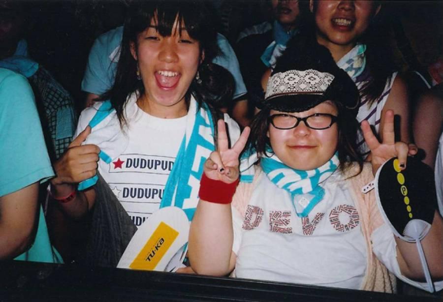 More DEVOtees: Japan 2003 by Scott Stanton