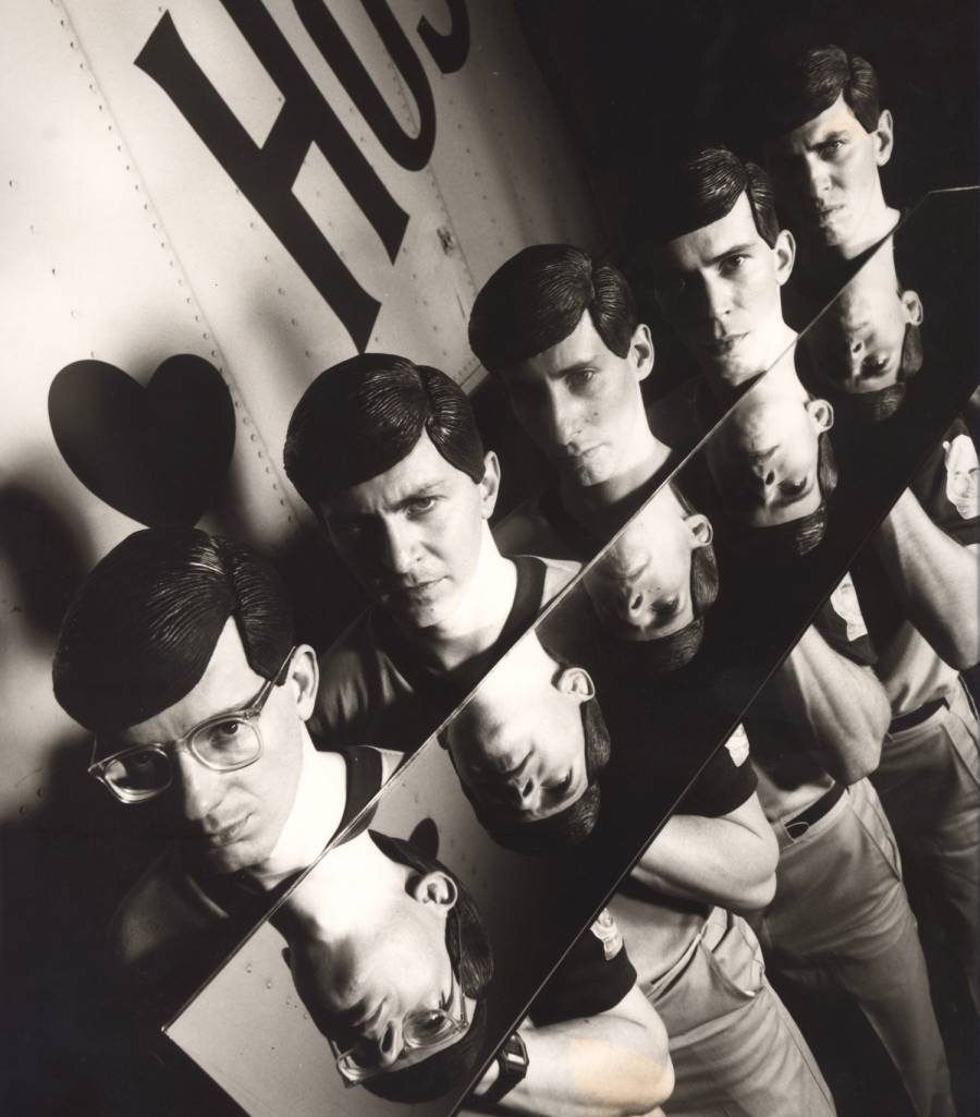 DEVO with Mirror and Hostess Truck '81