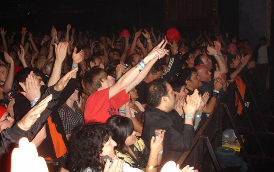 11/4/09: Audience in Los Angeles -no1