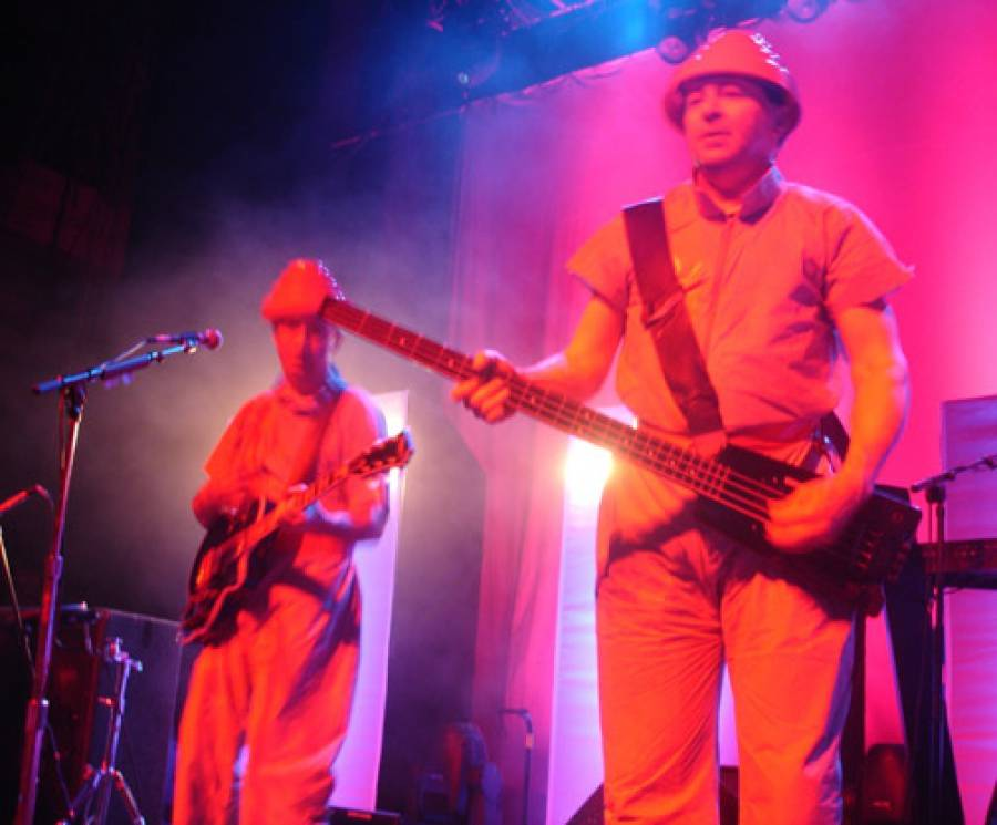 11/4/09: Bob1 & Jerry Casale