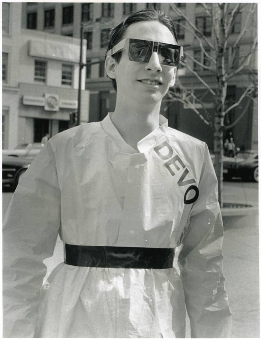 Alan Myers April 1978 by Anastasia Pantsios