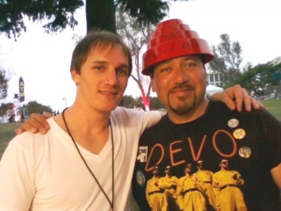 Jeff Friedl & HimDevo