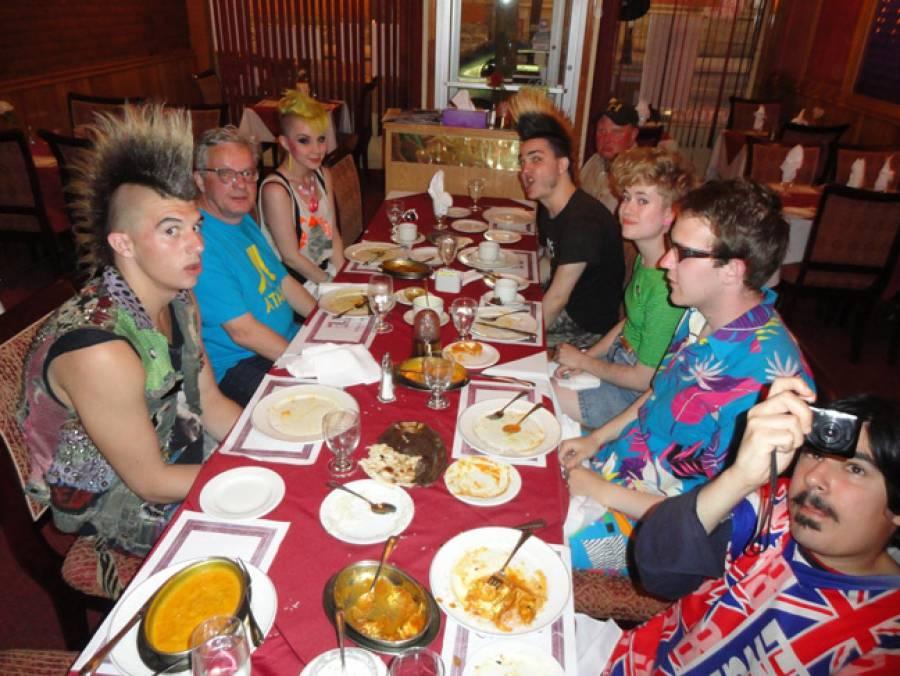 DEVOtees Dinner with Mark in Burlington, ONT