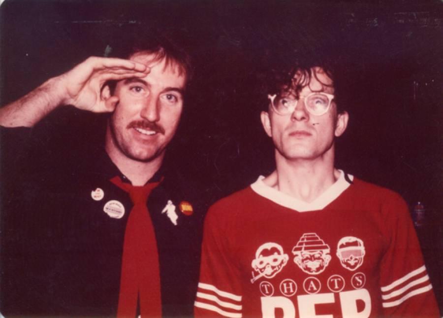 DEVOtee Jim Mulrooney circa 1979