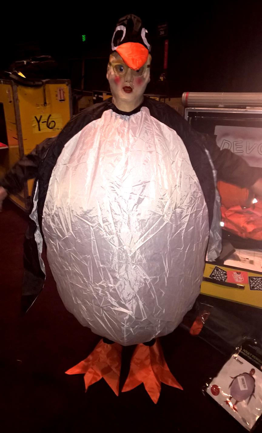 booji boy penguin costume clubdevo. Black Bedroom Furniture Sets. Home Design Ideas